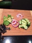 japanese inspired salad