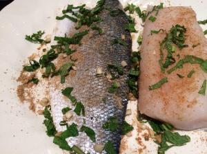 Chermoula fish