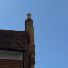 The crooked chimney