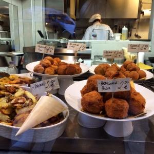 Cichetti from street kitchen venice