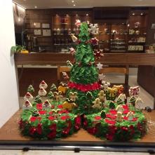 Christmas cakes venice